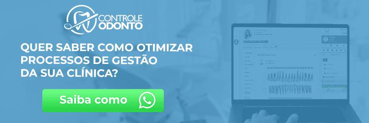 Banner - WhatsApp ControleODONTO