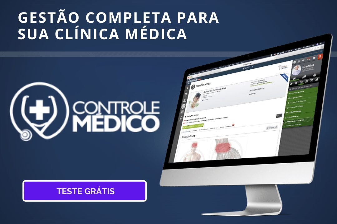 GESTÃO COMPLETA PARA SUA CLÍNICA MÉDICAS